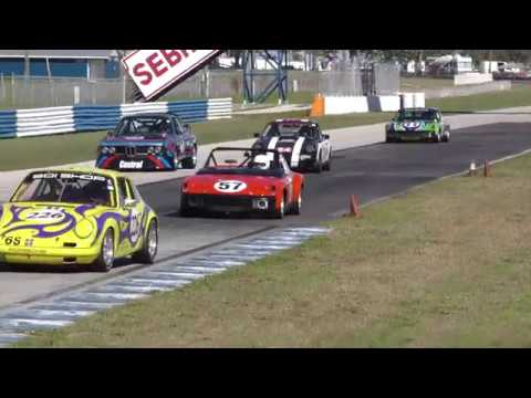 Sebring race report 2018