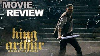 KING ARTHUR LEGEND OF THE SWORD  Análisis  Review  Opinión