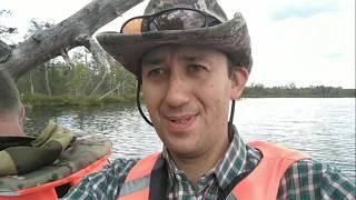 Рыбалка на озёрах архангельской области