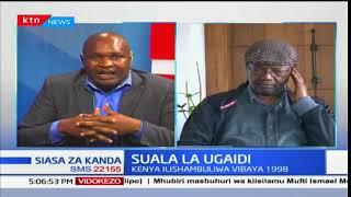 Siasa za Kanda: Suala la Ugaidi katika eneo la Afrika sehemu ya kwanza
