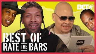 Redman, Benny The Butcher, Fat Joe & More Rate Jay-Z's Best Bars Ever! | Best Of Rate The Bars