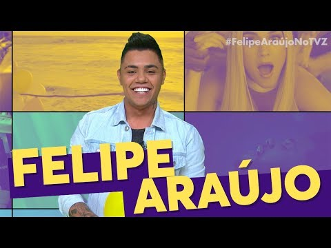 Entrevista com Felipe Araújo   The Noite (07/06/17)