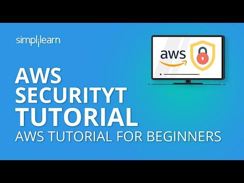 AWS Security Tutorial   AWS Tutorial For Beginners   Simplilearn ...