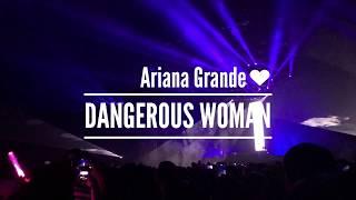 "Leave me Lonely-아리아나 그란데(Ariana Grande) ""Dangerous Woman Tour""  (2017.08.15 Seoul, Korea)"