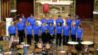 preview picture of video 'Disney Movie Ballads cantato da Chorale Lidderfrënn Lussemburgo'