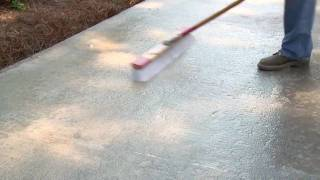 How to Resurface Concrete