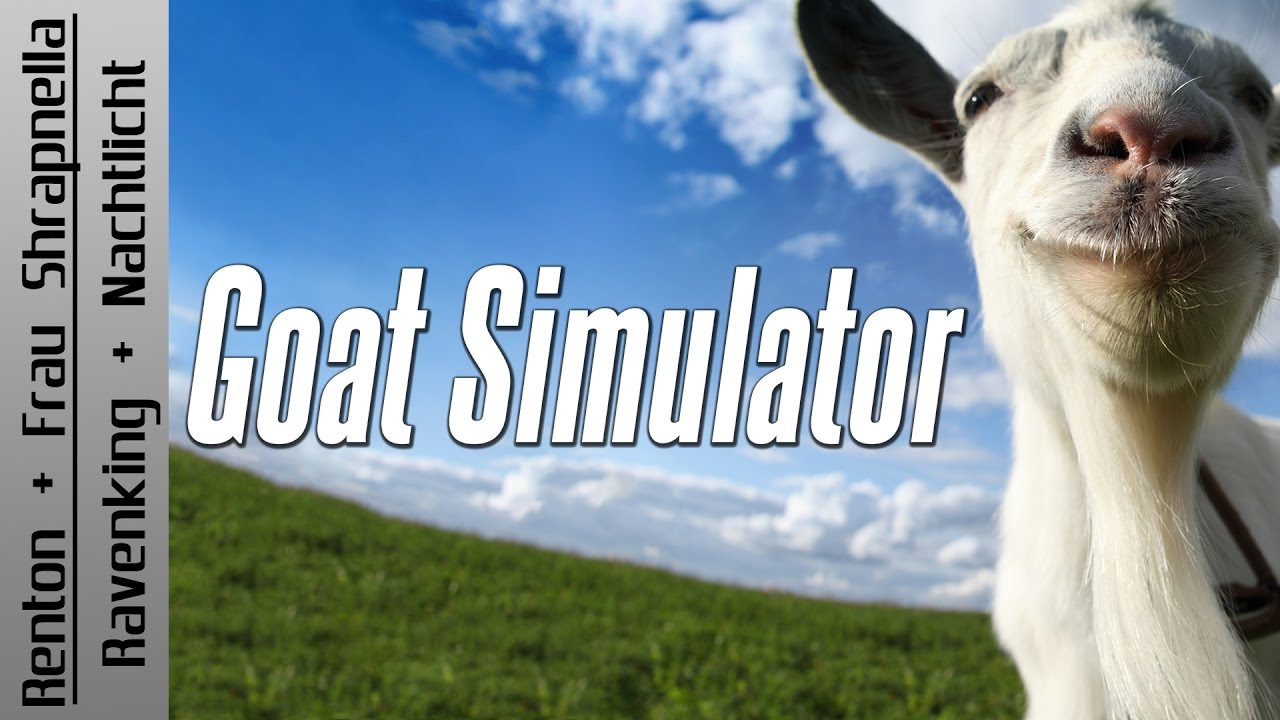 Uff De Couch: Goat Simulator
