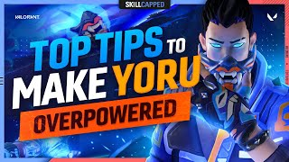 5 PRO Tips Only YORU MAINS Know About - Valorant Tips, Tricks & Guide