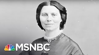 Clara Barton: Humanitarian   7 Days Of Genius   MSNBC