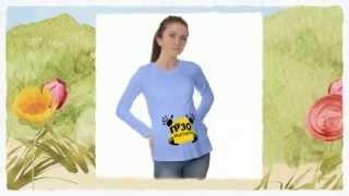 Прикольные футболки для беременных / футболки для беременных фото