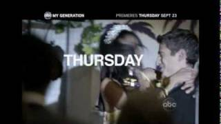 My Generation Promo 30 Seconds - ABC Fall 2010