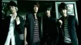 Fahrenheit-Wo You Wo De Young[Jap. Version]MV