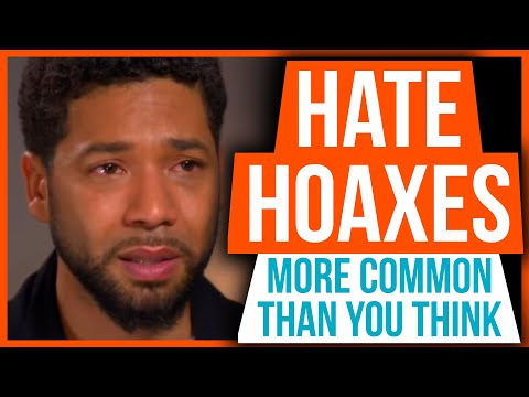 Hate Hoaxes: More Common Than You Think