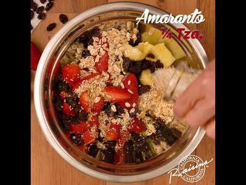 Thumbnail del video receta de Bowl de frutas