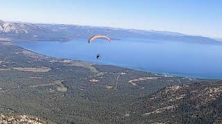 Lake Tahoe Paramotor Flights