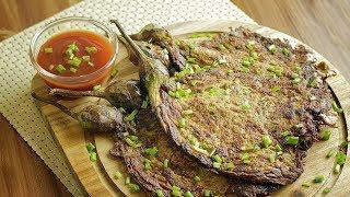 【Short Version】Tortang Talong (Eggplant Omelette) 🎧