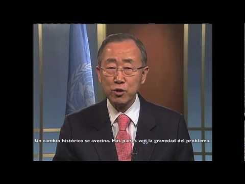 Mensaje de Ban Ki-Moon: violencia y discriminación basada en orientación sexual