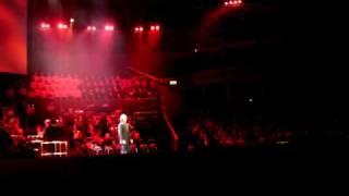 Josh Groban singing 'Anthem'