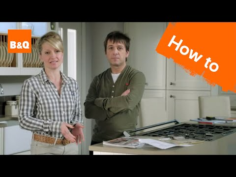 How to plan a new kitchen