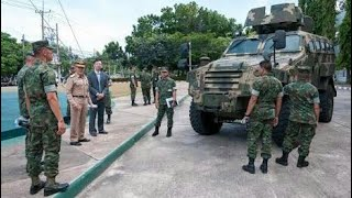 โครตเจ๋ง รถหุ้มเกราะฝีมือคนไทย ทำเองใช้เอง ส่งขายทั่วโลก Armored car of the Thai people own producti - dooclip.me