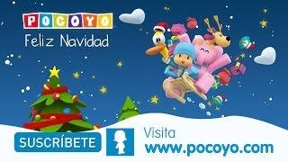 ¡Feliz Navidad con Pocoyo y sus amigos!