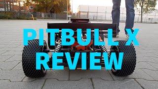 AMEWI PITBULL X 30 ccm | REVIEW GERMAN [1080p / FullHD] @germanRCvids