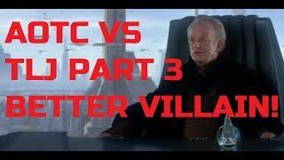 BLASTERPIECE THEATER: The Last Jedi VS Attack of the Clones PT 3