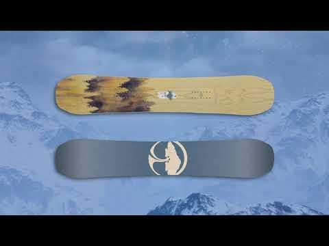 Arbor Swoon Snowboard - Women's 2020