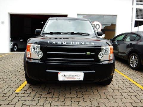 Land Rover Discovery 3 S V6 4.0 24v 4x4 Automático - 2009