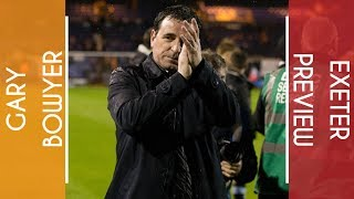 Gary Bowyer gives an insight into preparations for Sundays PlayOff Final youtubelkubb3tSBQ