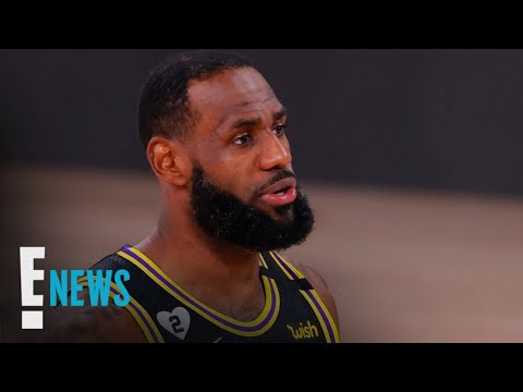 NBA Playoffs Postponed in Wake of Jacob Blake Protests | E! News
