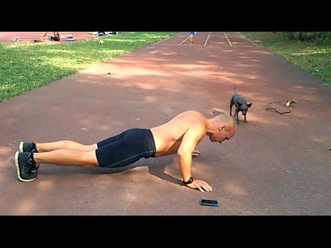 Ćwiczenia dla mężczyzn dla mięśni bocznych