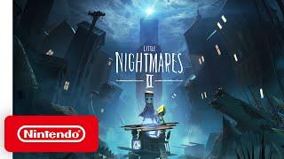 Little Nightmares II - Announcement Trailer - Nintendo Switch
