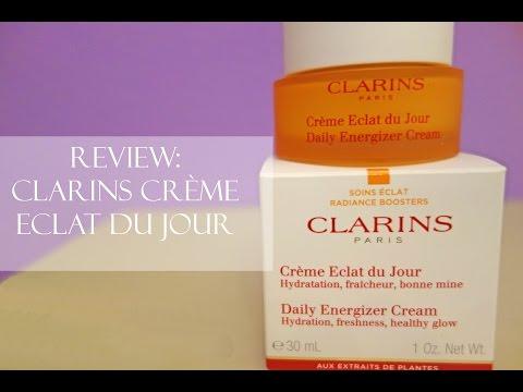 Review: Clarins Crème Eclat du Jour