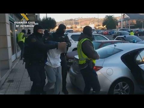 Schlag gegen ISIS in Spanien