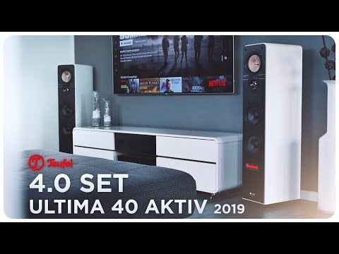 4.0 Set | Teufel Ultima 40 Aktiv 2019 | Mission Heimkino | 2019