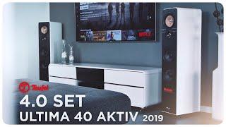 4.0 Set | Teufel Ultima 40 Aktiv 2019 | Mission Heimkino | 2019