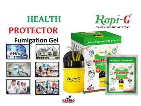 Rapi-G Fumigation Gel, Chlorine Dioxide Gel