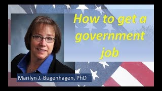 How to get a government job: OPM career coach shares strategies that work