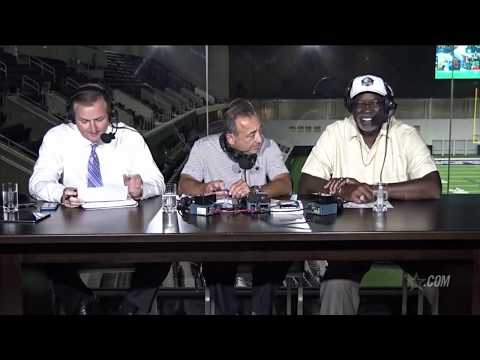 Dallas Cowboys Legends Radio Show - Rayfield Wright