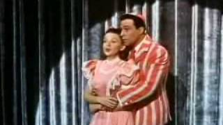 Judy Garland and Gene Kelly- You Wonderful you.