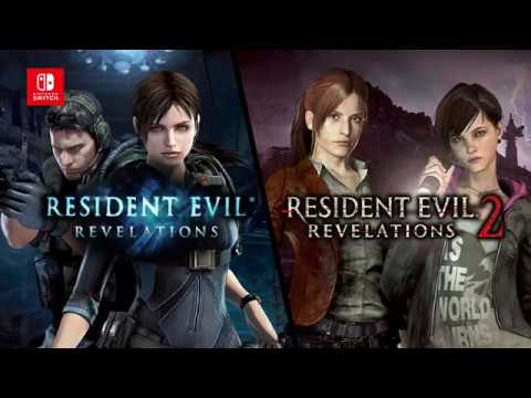 Resident Evil Revelations 1 & 2 – Nintendo Switch Features Trailer