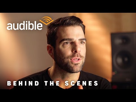 Behind the Scenes with Zachary Quinto, narrator of John Scalzi's 'The Dispatcher?