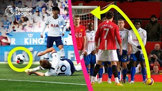 Goals that DEFY LOGIC! | Premier League | Harry Kane & Cristiano Ronaldo