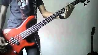 The GazettE - Silly god Disco (Bass Cover by Mukki)