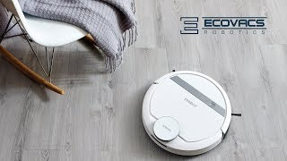 Ecovacs DEEBOT 900 - Effective cleaning just the way you need it
