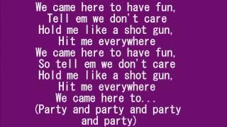 Sexy Den A Mutha Cheryl Cole Lyrics