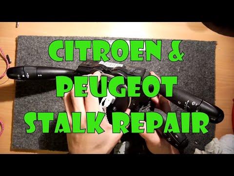 Citroen Peugeot Stalk Repair