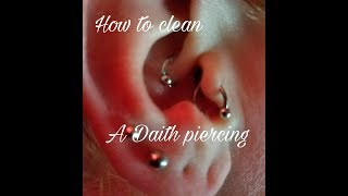 Only Video That Tells Everything About Daith Piercing Samye