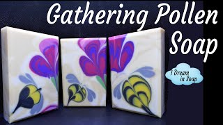 Pipe Divider Swirl Cold Process Soap Making Tutorial. Soap Challenge Club